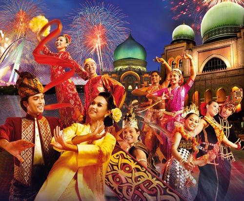 van hoa Malaysia
