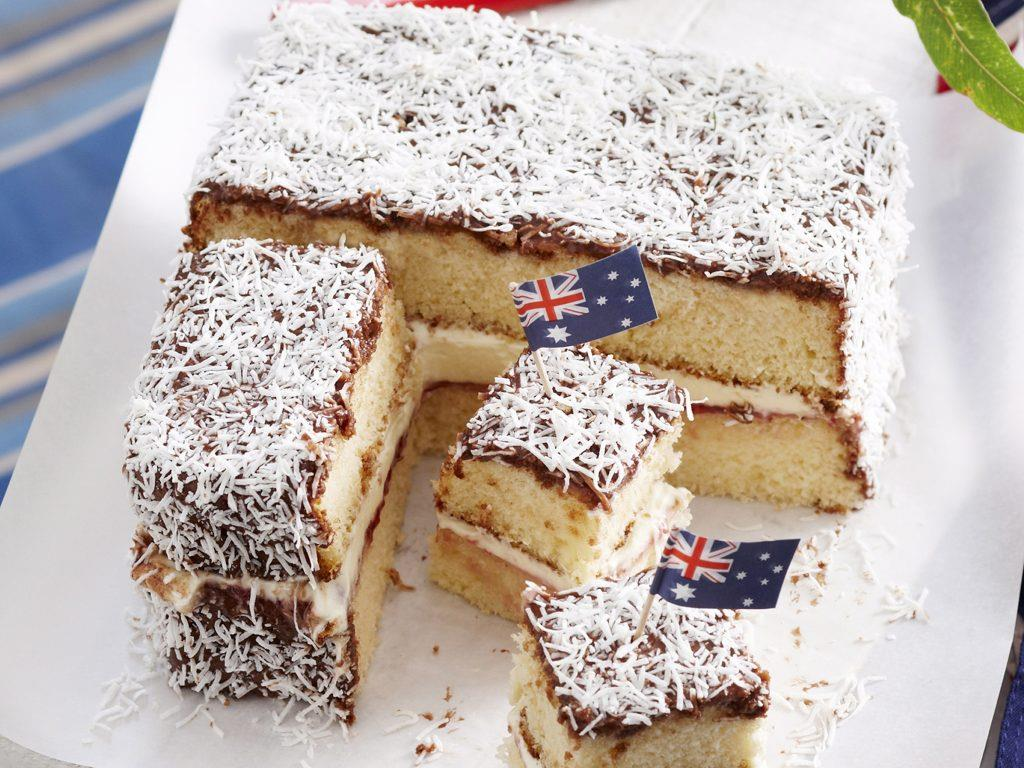 Bánh Lamington
