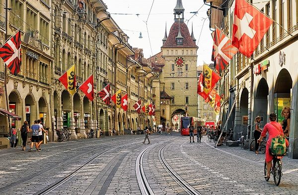 Phương tiện di chuyển ở Thụy Sĩ