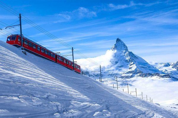 Phương tiện di chuyển đến Thụy Sĩ
