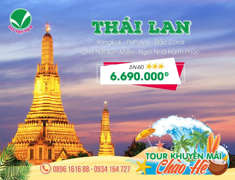 Tour Thailand