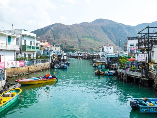 Những địa điểm chụp ảnh chất phát ngất Hong Kong