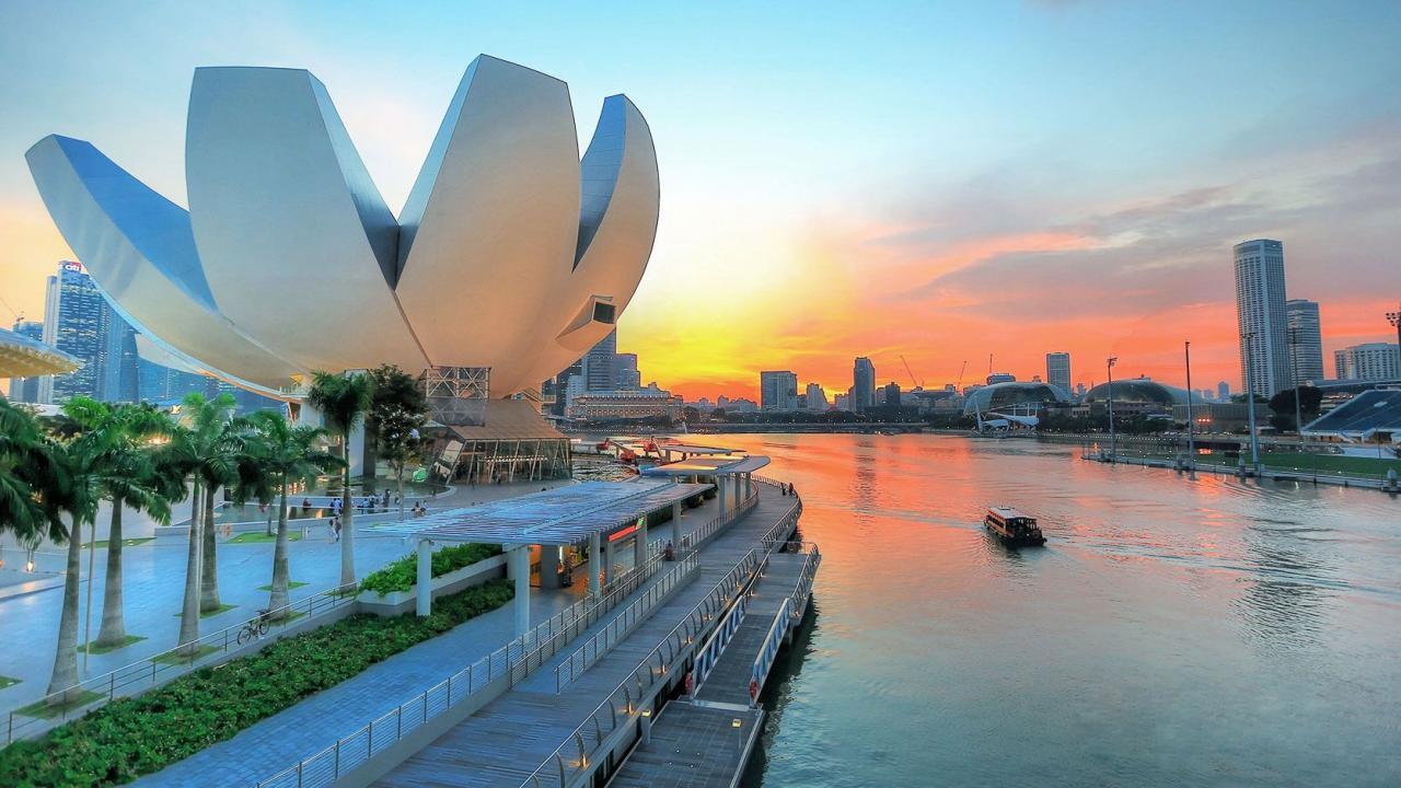 10 nơi check in nghìn like không nên bỏ qua trong tourdu lịch Singapore Malaysia - Ảnh 1