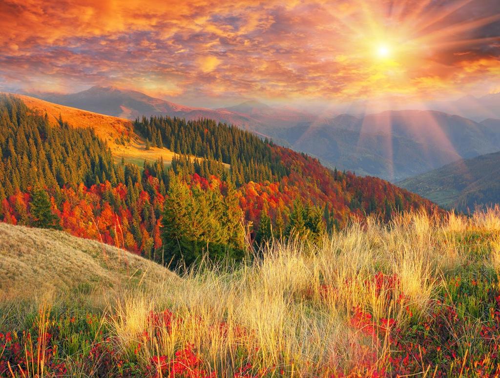 7 vùng đất trở mình mùa thu đẹp tựa xứ thần tiên - ảnh 1
