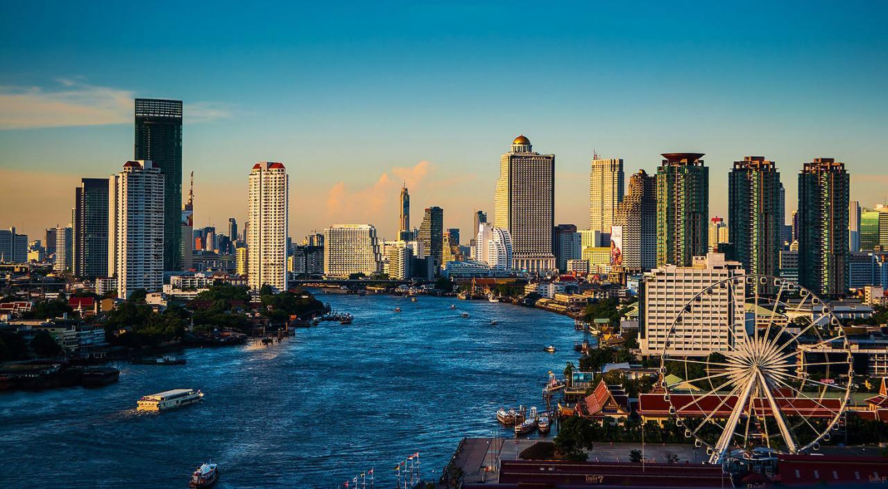 Trải nghiệm sông Chao Phraya (Thái Lan) huyền thoại - ảnh 1