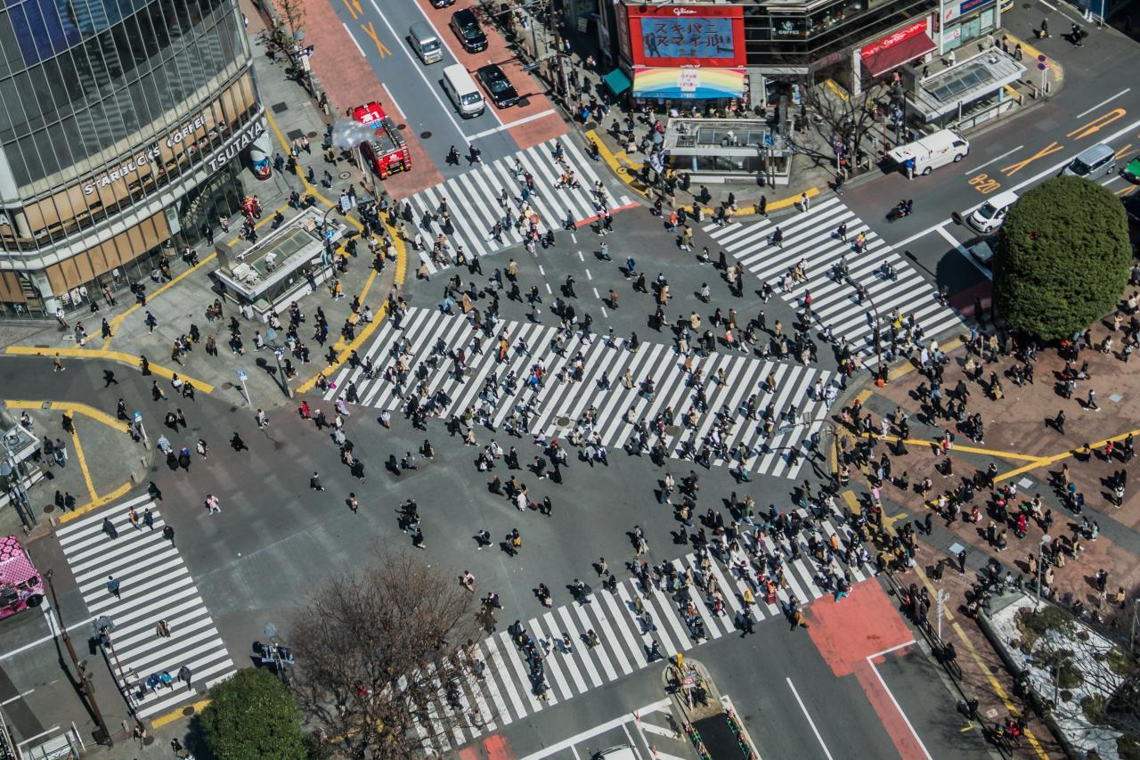 Tìm hiểu nhịp sống hối hả tại giao lộ Shibuya Nhật Bản - ảnh 1
