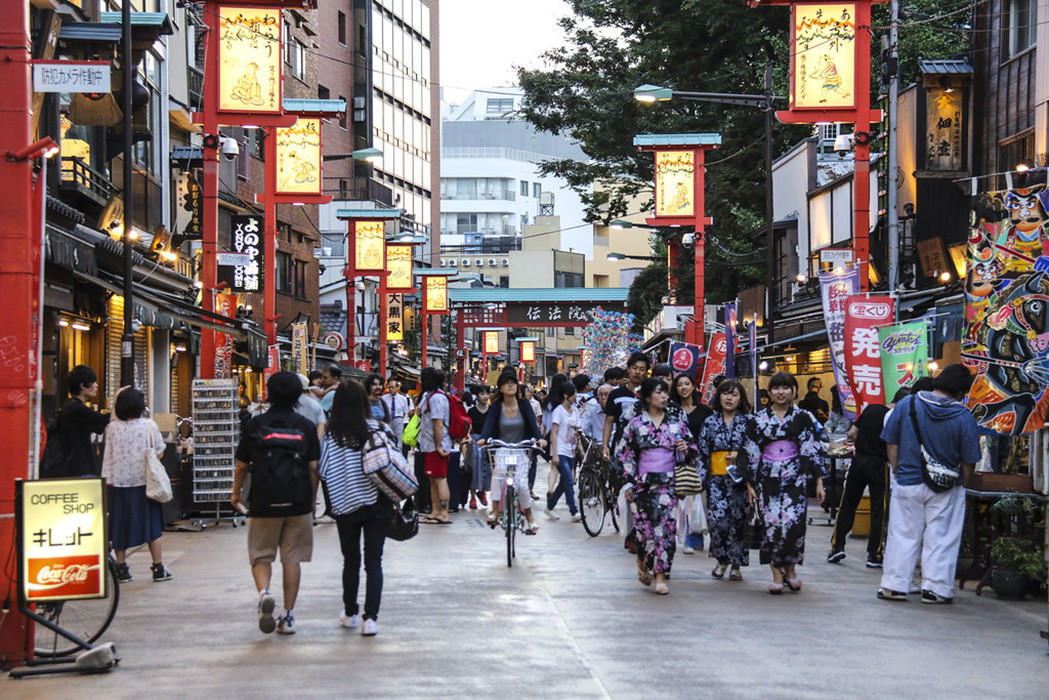 7 điểm mua sắm không nên bỏ qua ở Tokyo - tour Nhật Bản - ảnh 1