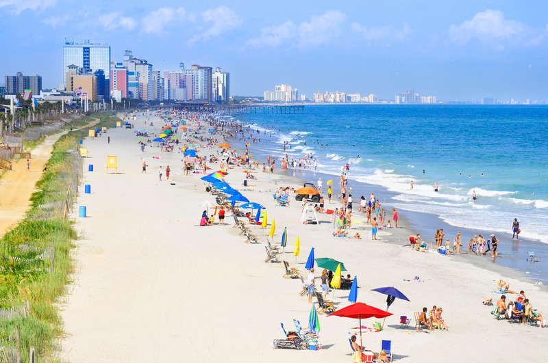 Các bãi biển tuyệt đẹp nhất tại Mỹ nếu không đi thì thật phí cuộc đời - ảnh 1
