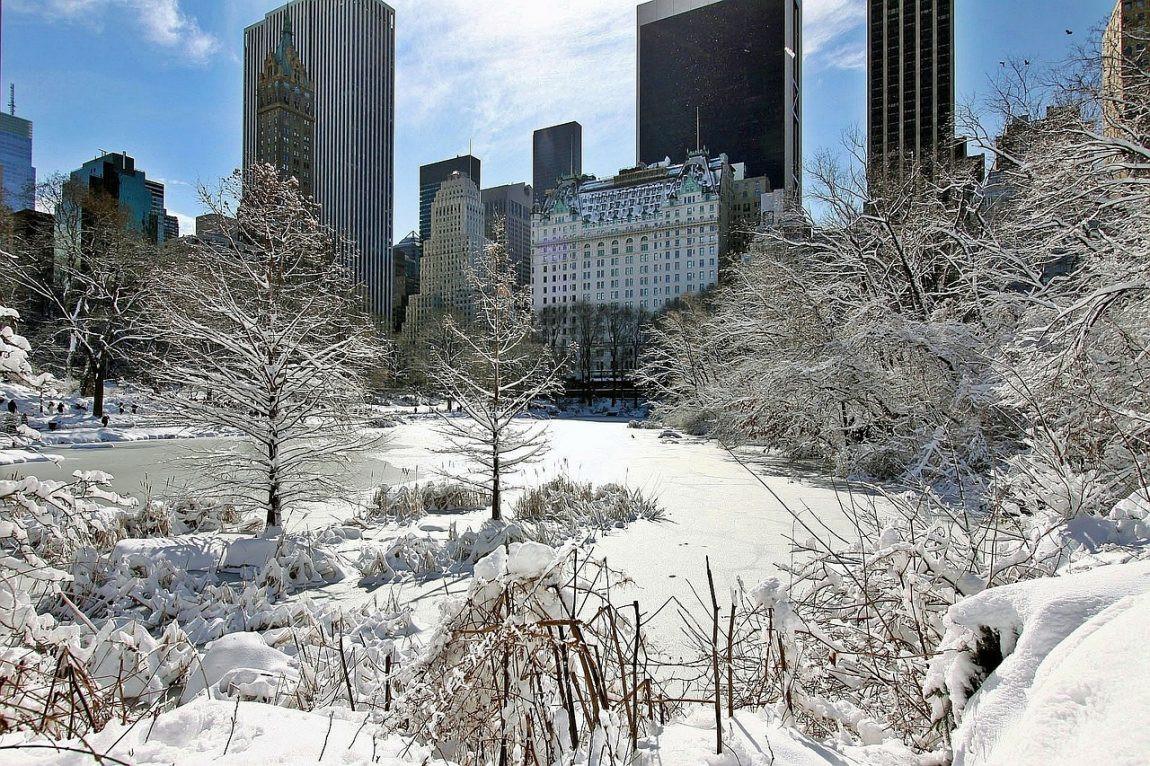 Khám phá những điểm đến tuyệt vời để tận hưởng cảnh đẹp mùa đông nước Mỹ - ảnh 1