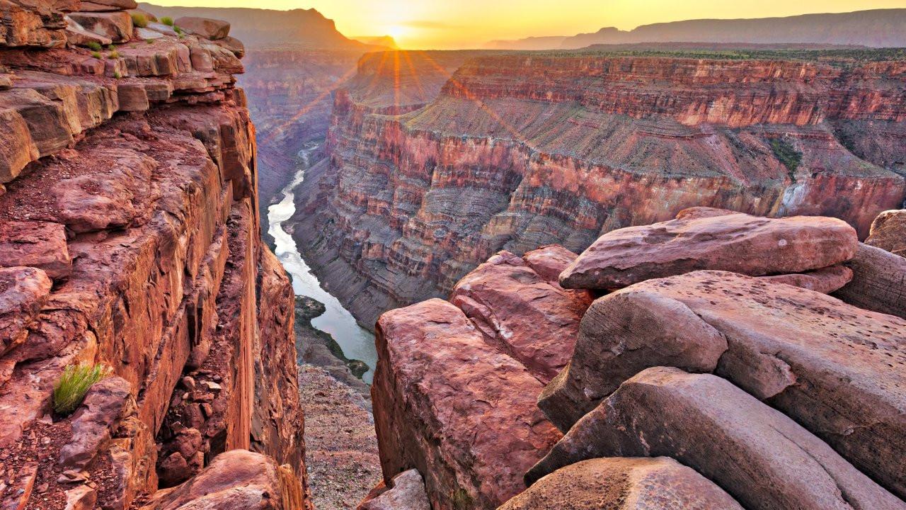 Du lịch Mỹ thì không nên bỏ lỡ kỳ quan thiên nhiên Grand Canyon - ảnh 1