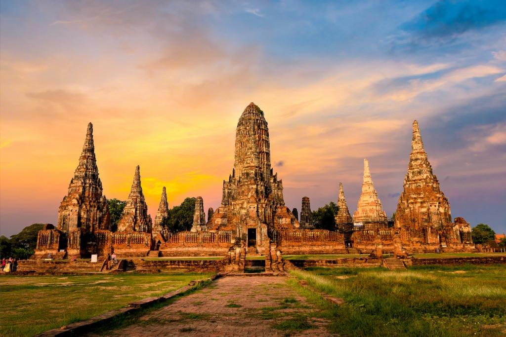 Tìm hiểu và khám phá cố đô Ayutthaya bình yên của Thái Lan - ảnh 1
