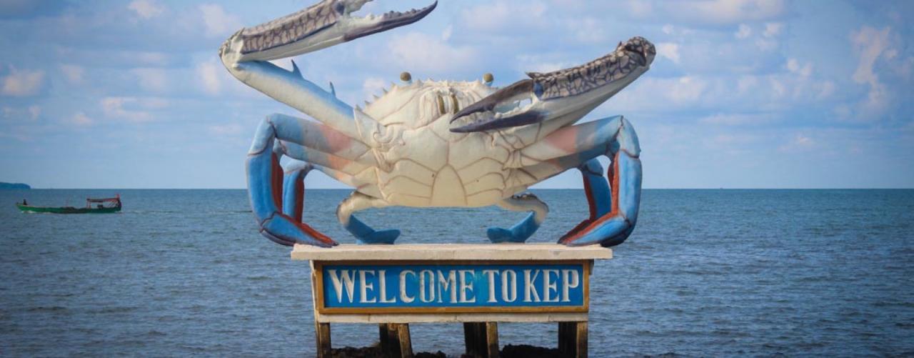Đừng bỏ lỡ những điều thú vị ở thành phố biển Kep Campuchia - ảnh 1