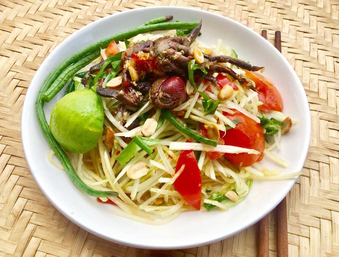Điểm danh 2 món gỏi siêu ngon trong ẩm thực Thái Lan - ảnh 1
